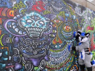 MY wall now! by shuntorizzy