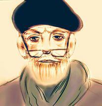old man by Momo11997jb