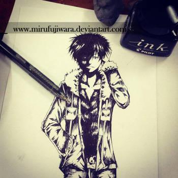 Hot guy by MiruFujiwara