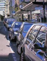 Parking by vijujako