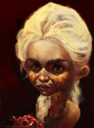 Daenerys by lamwin
