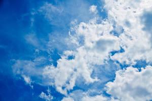Clouds Below 5 by Skybase