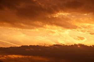 Clouds Below 7 by Skybase