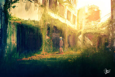 The Lost Place by Skybase