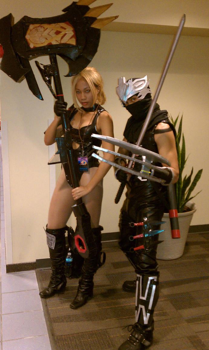 Ohayocon 2011 Ninja Gaiden By Jpeterp On Deviantart