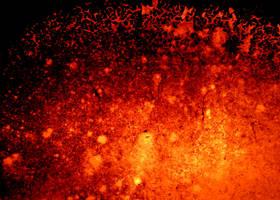 Stock Texture - Fire Glow I by rockgem