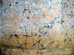 Stock Texture - Grunge Marbled paper IV by rockgem
