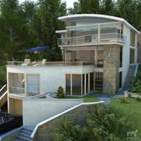Balcony 3 by Liemn