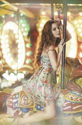 Fairground Waltz by larafairie