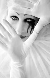 Pierrot II by larafairie