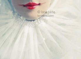 Pierrot Lips II by larafairie