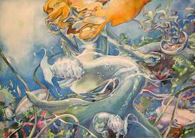 Mermaid by Spuchnik