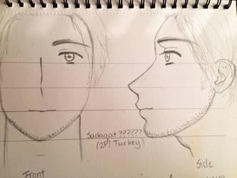 My Sadaqat ?????? (2P!Turkey) Sketch-Out by Myindiansummer