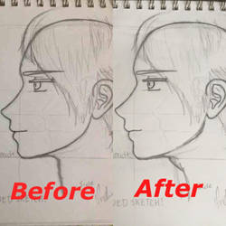 My MMD Prussia: Before and After by Myindiansummer