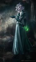 Dark elf by Yioshka