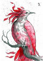 3 - phoenix by Yioshka