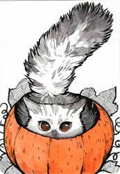 Halloween-Lana by Yioshka