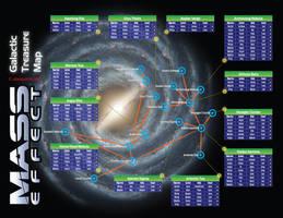 Mass Effect Galaxy Item Map by VirtualAlex