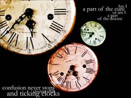 Clocks by spiritbreath