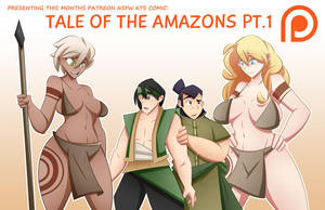 Tale Of The Amazons Part 1 Promo by Obhan