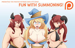 Fun With Summoning Promo by Obhan