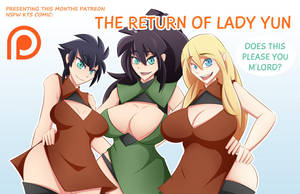 The Return Of Lady Yun Promo by Obhan