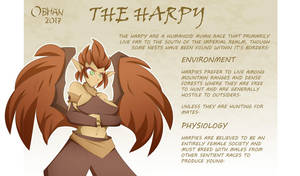 KTS RACES - Harpy by Obhan