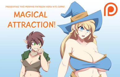 Magical Attraction Promom Image by Obhan