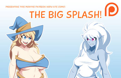 The Big Splash Promo by Obhan