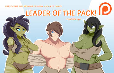 Leader Of The Pack Part 2 Promo Image by Obhan