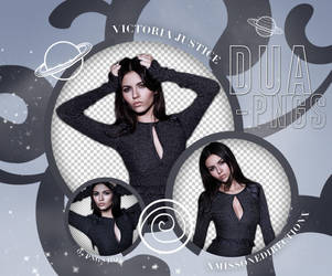 PACK PNG 305 // VICTORIA JUSTICE by DUA-PNGS
