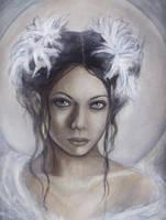 portrait 2 by nadja-mariina