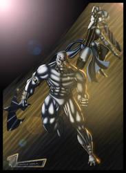 Godly Titans by RoxedoArt