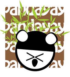 Panda YAAAAY by k3isch
