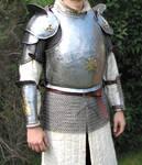 Warhammer warrior priest`s armour by Kretualdo