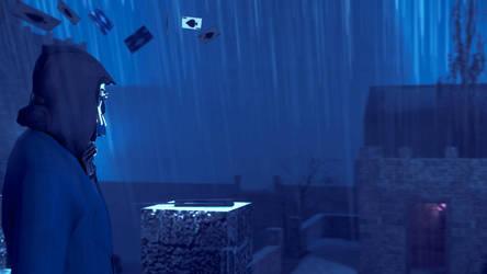 Castle Of Rain by Jmyartist