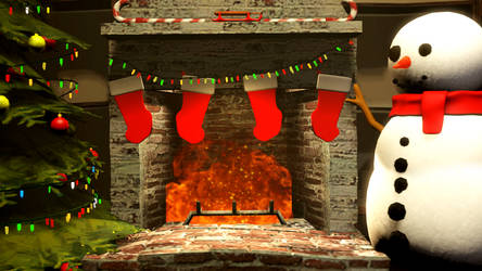 Christmas by Jmyartist