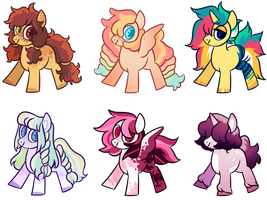 Some more adopts closed by Pegalsus