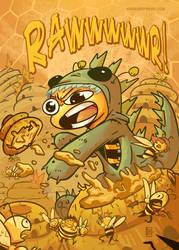 Rawwwr! by Dadapan