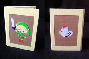 Book - Link and Chicken by AnneKo