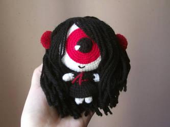 Ruby cyclopette by AnneKo