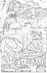 Santin and Kin - Page 1 by FritzyArtCorner