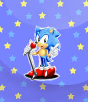Sing Sonic Sing by Rush88