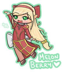 Melon Berry by IcedCafe