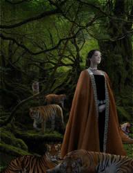 Catwalk by RonSandersatwork