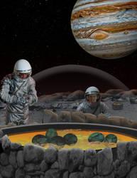 Callisto by RonSandersatwork