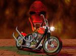 The Darkness Rides Alone by DarkRiderDLMC