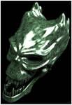 The Jade Skull by DarkRiderDLMC