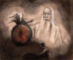 Saruman by Orange-Zeppelin