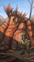Friendly Morrowind by OrsaTheSimurgh